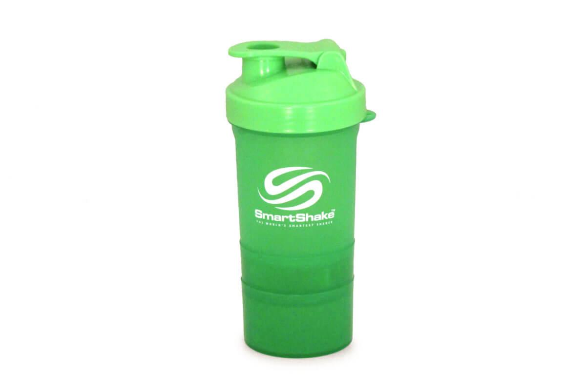 Smart Shaker Original Size 600ml neon green