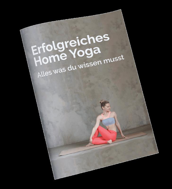 ebook goldene Tipps für dein Home Yoga