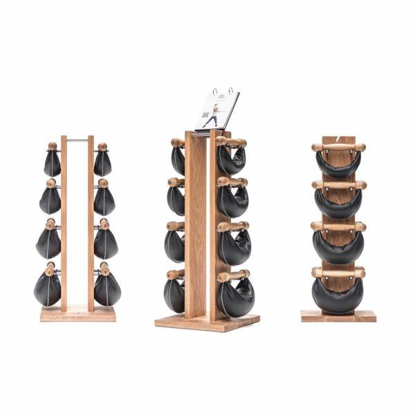 Swing Hantelturm-Set in drei AUsführungen