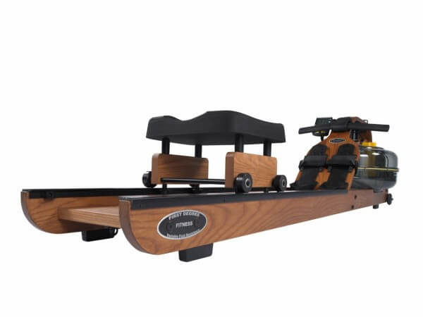 First Degree Rudergerät aus Holz Viking 3 AR