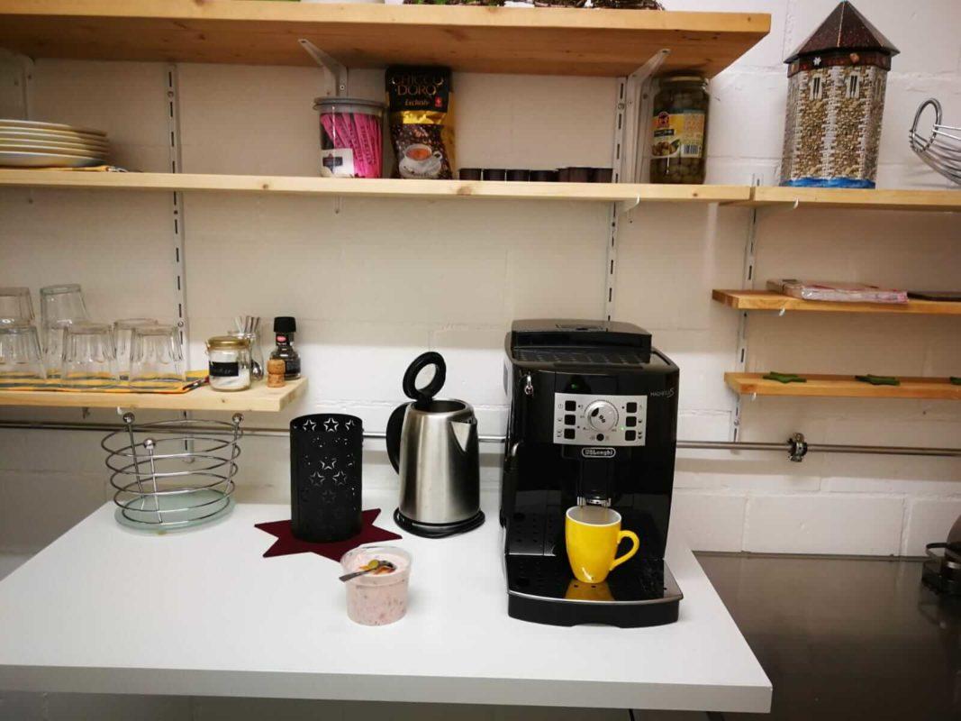 Kaffeeraum von allesdrinbox